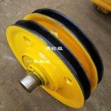 商家熱銷起重機配件 16T滑輪組 2個輪片定滑輪組 吊鉤滑輪組