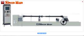 上海申曼动平衡机厂   三摆架传动轴平衡机