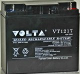 VOLTA牌12V17AH後備UPS 蓄電池