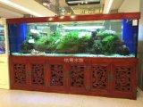 南京鱼缸工厂直批实木玻璃鱼缸 鱼缸价格