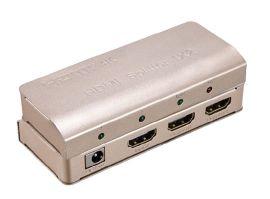 SFX一分二HDMI分配器 迷你1X2 HDMI 4K分配器