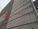 幕牆鋁方通 鋁型材幕牆 金屬裝飾建材