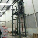 盛荣SJD2-8导轨式液压升降货梯厂家