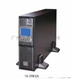 电力  艾默生UPS电源20KVA长机 艾默生UHA3R-0200L现货库存充足