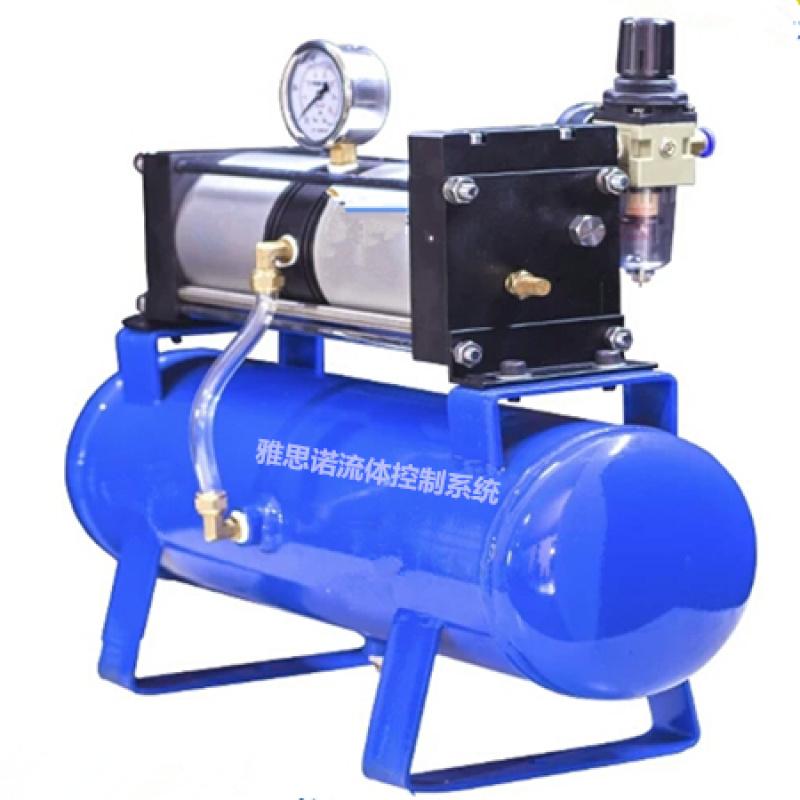 10倍空氣增壓泵,空氣增壓系統,壓縮空氣放大器