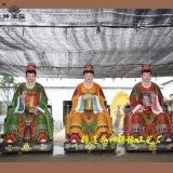 三霄娘娘神像定做 送子奶奶廠 塑鋼送子娘娘佛像加工