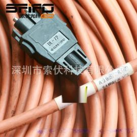 住友H-PCF光纖光纜 CS-DL72接頭 DL-72光纖