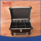 廠家直供攜帶型加強型鋁合金工具圓角中圓管密碼鎖儀器箱質量保障