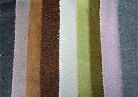 毛纺粗纺面料澳贝绒