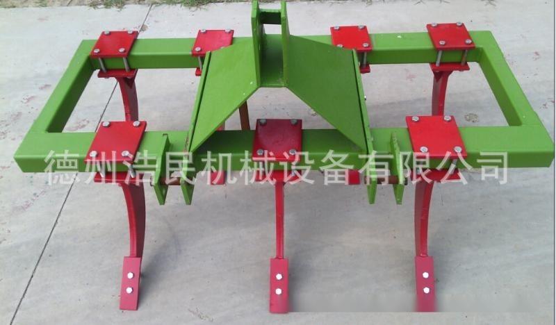 雙彈簧拉緊中耕機 玉米豆類中耕鬆土機械 耐用中耕機