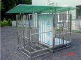 厂家供应不锈钢狗笼寄养笼展示笼宠物店装修