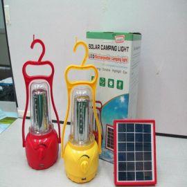 HC HC-Y01B太阳能野营灯 手提灯