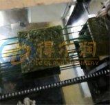 福建GF紫菜片油炸机设备 电加热海苔片油炸生产线