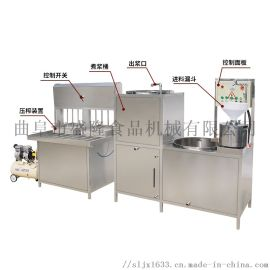 豆腐机油炸 山东滨州豆浆豆腐机械 多功能豆腐机械