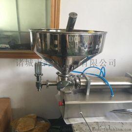 辣椒酱自动灌装机 定量液体灌装机