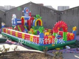 河南漯河大型充气城堡厂家直销非常优惠