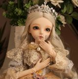 包郵改妝手工洋娃娃女孩兒童玩具公主套裝