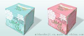 河南高档包装盒厂 精致化妆品包装盒