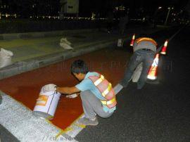 山东沥青改色-mma彩  路专业施工队伍