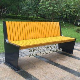 住宅小區戶外休閒長椅