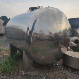 转让20台二手20立方不锈钢储罐 啤酒厂储酒罐