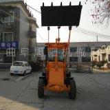 厂家直销铲车建筑工地养殖场专用装载机轮式四驱装载机