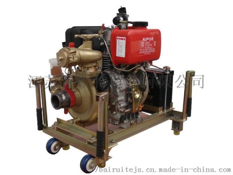 65CWY-40船用柴油机应急消防泵 CCS证书