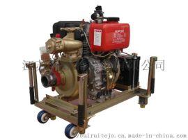 65CWY-40船用柴油機应急消防泵 CCS证书