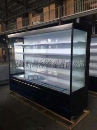 河南郑州市超市保鲜柜商用冰箱立式冷冰柜
