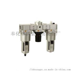 伊索 油水分离 过滤器 减压阀 调压阀 气动三联件