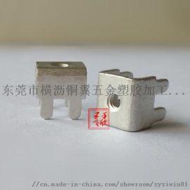 供应PCB-44熔断器焊接端子接线柱厂家直销铜支架