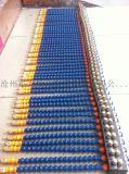 现货供应塑料冷却管,喷油管,竹节管,万向曲管