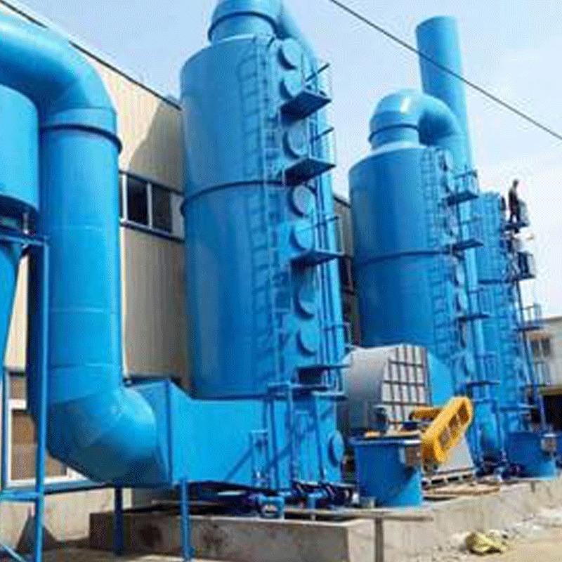 厂家定制 烧煤发电厂废气处理 脱 脱硝除尘器设备