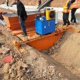 定製水渠成型機 水利溝渠滑模機 液壓渠道成型機