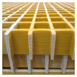 化工厂拉挤玻璃钢格栅板厚度