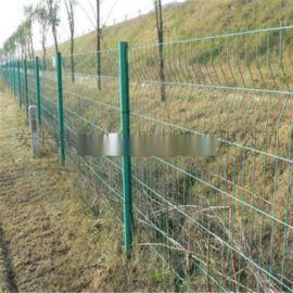 高速公路隔离栅厂家圈地围院墙铁丝网围网 防护围栏网