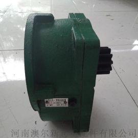 LD400轮卧式驱动变速  端梁大口变速箱