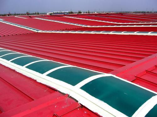 金属屋面防水、防腐、隔热系统