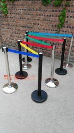 武汉不锈钢栏杆座一米线伸缩隔离带现货
