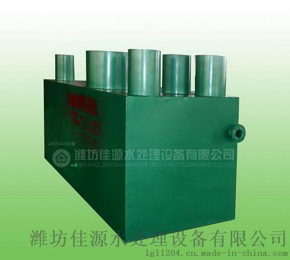 一體化污水處理設備與(CCB)導流曝氣生物濾池