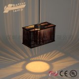 木製創意吊燈 咖啡廳氛圍吊燈 現代木藝吊燈 工業風格吊燈