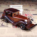 木製汽車擺件