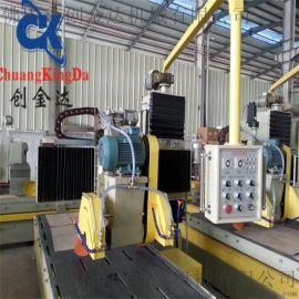 全自动仿石线机  全自动数控石线条机,多功能石材切割机
