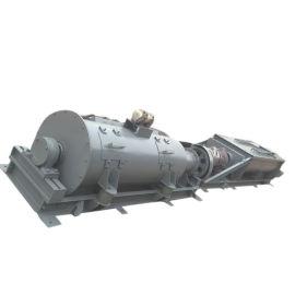 中冶机械 订购单轴粉尘加湿机 粉煤灰  单轴加湿机