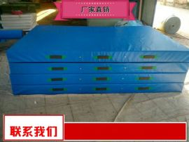 海绵压缩体操垫生产 体操垫子厂家