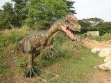 中國大型恐龍制作基地