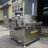 新一代猪蹄油炸机 龙岩省成本的电加热油炸机