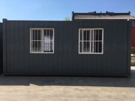 潍坊坊子区二手旧集装箱板房出租出售 6元一天