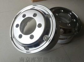 6孔依维柯万吨级锻造铝合金轮毂1139