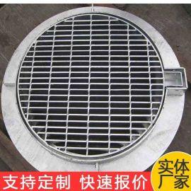 压焊热镀锌钢格板生产厂家